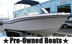 ARG Marine Pre-Owned-Boats