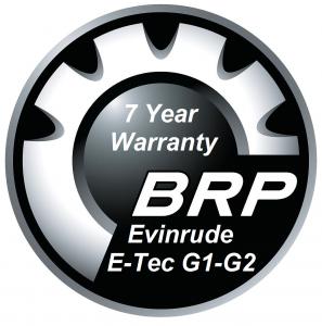 Evinrude 7 Year Warranty,