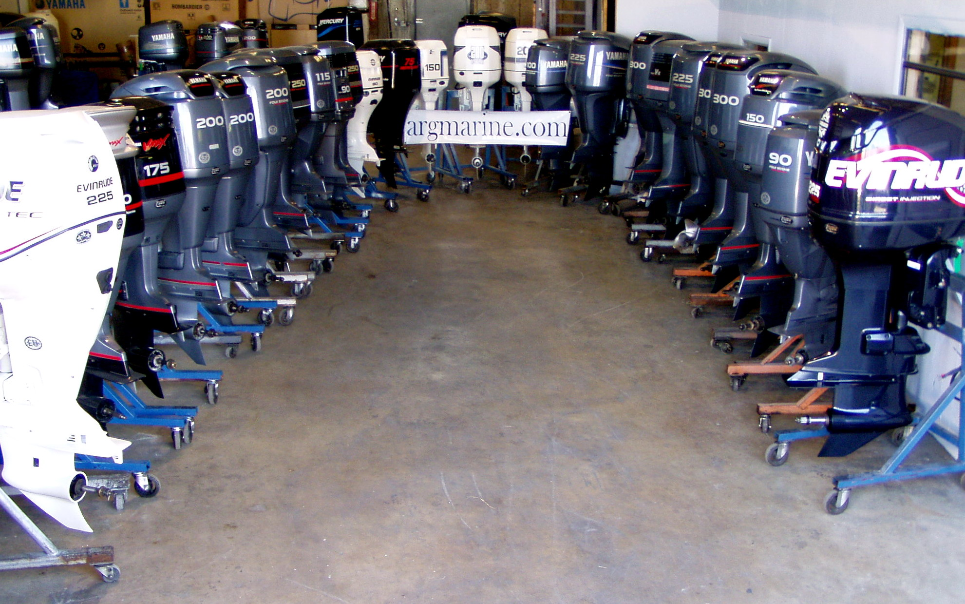 Arg marine dealer new used outboard motors new used for Boat motors for sale in arkansas